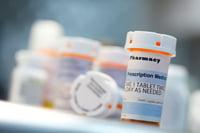 Pharmacy Technician Pill Bottles
