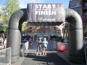 "3rd Place – M Sanders – ""Keystone Half Marathon July 22, 2012"""