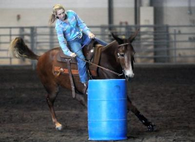 The Larimer County Fair & Rodeo is a great event for families.