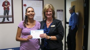 Congratulations to the winner of IBMC Greeley College's Therapeutic Massage Clinic grand prize