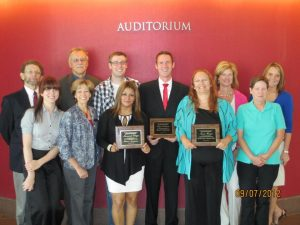 IBMC Students Receive CACCS Award