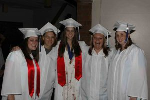 IBMC college students look forward to graduating on October 14th and pursuing medical careers.